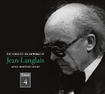 The Complete Organ Works of Jean Langalais, Volume 4, CDs 7&8